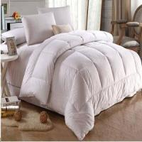 Quality Hotel bedding soft and comfortable 100% polyester fiber quilt for sale