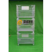 Boltless Shelving Storage Cage,Wire Mesh Container
