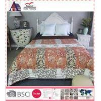 China queen size fitted bedspread 2016 new design on sale