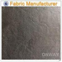 Quality Fabric import from china leather sofa with fabric cushions glitter lea... for sale