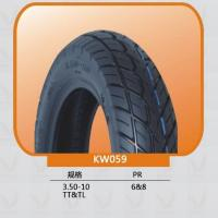 Quality Scooter tire Balanced performance and durability characteristics for sale