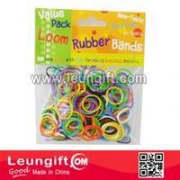 Quality Five color mixed loom rubber bands for sale