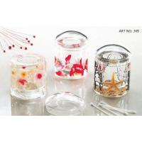 Quality Acrylic Liquid Items Cotton Bud Holder Series for sale