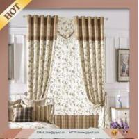 Quality High Quality Full Blackout Curtain Design For Living Room for sale