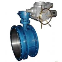 Quality Electric Flexible Flange butterfly valves for sale