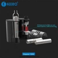 Quality Movkin Box Mod 150 Watts Disguiser 150w with wholesale price offered by Kebo for sale