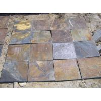 Buy cheap salte rusty slate tiles from Wholesalers