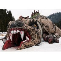 China commercal inflatable realistic animal costume , inflatable animal life size on sale