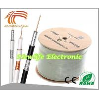 75ohm RG6 Coaxial Cable CCS/60% Coverage 1000FT
