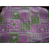China 100%Cotton Printed Flannel Fabric, flower and cartoon design on sale