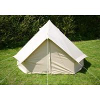 Buy cheap Canvas waterproof family tent from Wholesalers