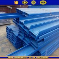 Quality H ,Z,C section steel/Irregular steel forming c steel purlin for steel fabrication for sale
