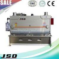 Quality QC11Y-16X2500 Guillotine shearing machine for sale for sale