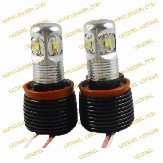 Buy H8 CREE 20W BMW LED Angel eyes marker at wholesale prices