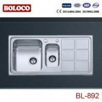 Quality italy kitchen sinks BL-892 for sale