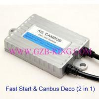 Buy cheap 35Watts canbus & fast start (2 in 1)HID ballast from wholesalers