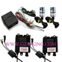 Buy cheap 75W Intelligent control HID kits from wholesalers
