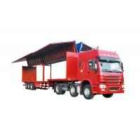 Quality Curtain Side Trailer Curtain Side Trailer for sale