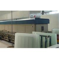 Quality toughened safety glass price Toughened Super White Rolled Glass for sale