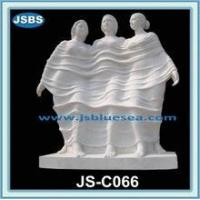 Quality famous white three graces marble statue for sale