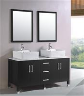 Buy cheap MDF bathroom cabinet EC-051 from Wholesalers