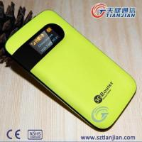 Quality Cheap Price High Quality Portable Mini 3G Router with in SIM for sale