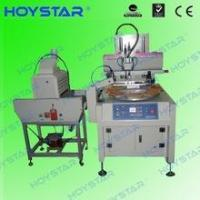 Quality automatic ruler serigraph screen printing equipment for sale