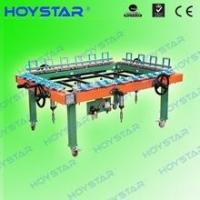Quality Steel Plate-Making Equipment (GW-TS-B)Silk screen frame maker for sale