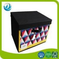 best selling high quality non woven foldable storage box