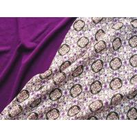 Quality VISCOSE SPANDEX SINGLE JERSY SOLID for sale