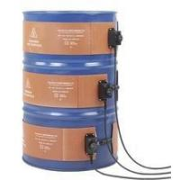 Quality 200L/55Gallon 240V 1000W 3 * 64 Silicone Rubber Band Oil Drum Heater for sale