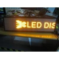 Quality Bus LED Signs Indoor Bus LED Signs p4.75 acrylic led sign boards programmable led car sign for sale
