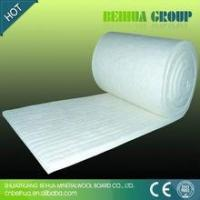 Buy cheap High density high temperature resistance Ceramic Fiber Blanket from wholesalers