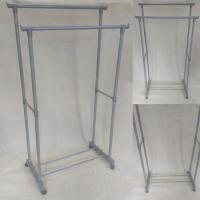 Quality Newest movable metal garment rack from Shenzhen China for sale