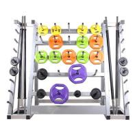 Quality Weight Plate & Racks Body Pump Plates Rack for sale