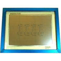 Quality Laser Stainless Stencil Item:AS-ST-003 for sale