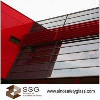 China Fire Rated Glass Wall on sale