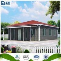 Quality Fast assembling three bedroom cheap prefabricated turn key house for sale