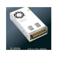 Quality S-350W series normal single switching power supply for sale