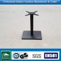 Quality Cast iron table leg/steel leg for office table for sale