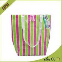 Quality small pp laminated non-woven handle bag for sale