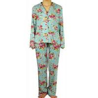 Quality New Products HOME Flower Printed PJ Set for sale