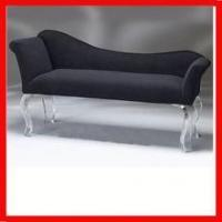 Quality hot selling customized hot bending high polished clear acrylic sofa leg for sale