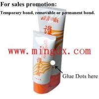 Quality Glue Dot Removable glue dot,no residue, no damage to surfaces. for sale