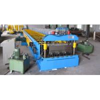 Buy cheap PRO-Steel Decking Roll Forming Machine from Wholesalers