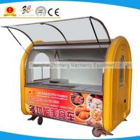 Quality Recyclable! /High quality mobile Food CartTrailer/Truck/Van for Sale China Supply for sale