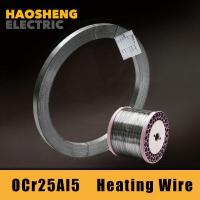 Quality FeCrAl flat wire for sale