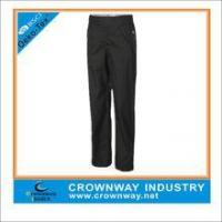 Quality wholesale 100% polyester Women's waterproof Rain Pants for sale