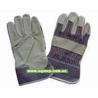 Pig Grain Leather Gloves P101