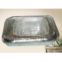 Disposable Food Grade Airline Catering Aluminum Foil Trays